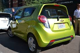 smallest cars drift that car 2013 chevrolet spark will it have success in the