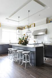 gray and white cabinets in kitchen 15 grey kitchens that prove this colour has staying power
