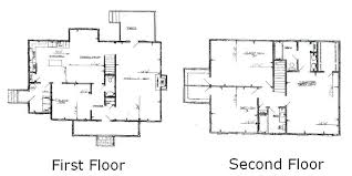 two story floor plan 5 bedroom two story house plans house drawings 5 bedroom 2 story