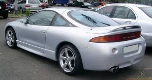spyder mitsubishi 1997 mitsubishi eclipse 2g facelift spyder convertible pics