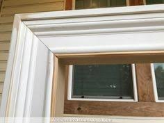 how to build an easy diy custom frame for a wall mounted tv u2013 part