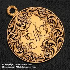 sam alfano jewelry engraving lookit metal