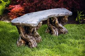 Landscape Timber Bench Timber Bench 4860