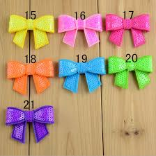 bows for hair popular hair bows neon buy cheap hair bows neon lots from china