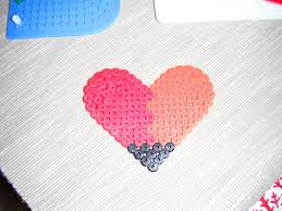 p art y easy craft for kids iron on plastic beads