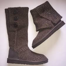 s cardy ugg boots grey 58 ugg shoes uggs 1876 cardy chocolate gold