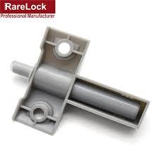 Soft Door Closers For Kitchen Cabinets Aliexpress Com Buy Rarelock Damping Buffer Light Gray For
