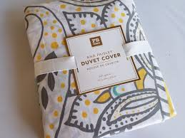 pottery barn teen ana paisley duvet cover full queen what u0027s it worth