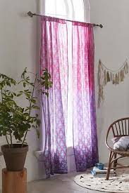 Purple Ombre Curtains Plum U0026 Bow Audra Ombre Curtain Ombre Curtains Window Coverings