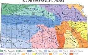 Kansas rivers images Kgs river basins jpg