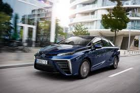 toyota california toyota sending mobile hydrogen stations to california dealers to