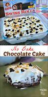 chocolate no bake cake recipe mess for less