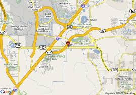 map of kissimmee map of 8 motel kissimmee orlando area fl kissimmee