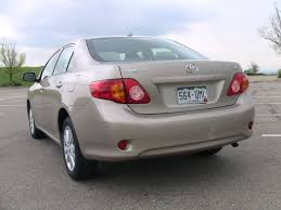 types of toyota corollas review 2010 toyota corolla a twinkie by any other name is still a