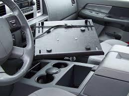 mobile laptop desk for car pro desks navigator police desks