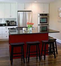 Red And Black Kitchen Cabinets by 31 Best Black Red U0026white Kitchens Images On Pinterest Kitchen