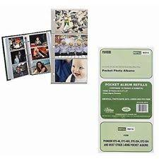 magnetic photo album refill pages pioneer rst 6 photo album refills 4x6 3 ring 50 pages 300 pics ebay