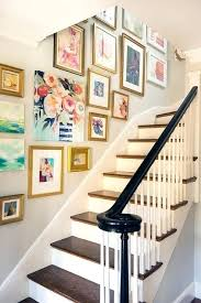 Decorating Staircase Wall Ideas Stairway Decor Stairway Decor Idea Decorating Staircase Wall Daze