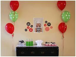 birthday party decorations lotlaba simple birthday decorations ideas