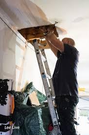 Ceiling Water Damage Repair by Water Damaged Ceiling Repair Roof Repairs Perth