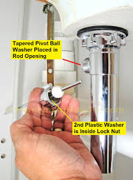 15 fix kitchen faucet leak how to replace a pop up sink