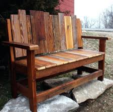 Rustic Patio Furniture by Rustic Wood Patio Furniture U2013 Computerbits Co