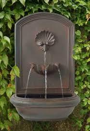 decorative wall fountains astonishing outdoor water 1 deptrai co