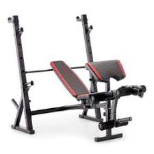 Marcy Bench Press Set Weight Benches Workout Benches Sears