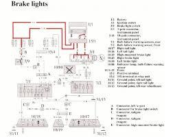 volvo 740 brake light wiring diagram volvo free wiring diagrams