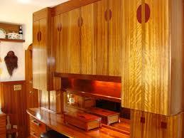 mahogany kitchen cabinets fancy modern kitchen design interiors