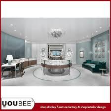Jewelry Shop Decoration Jewelry Display Showcase Guangzhou Fumye Display Co Ltd Page 1