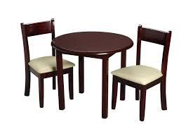 kidkraft round table and 2 chair set kidkraft table and chairs modern table chair set in pastel kidkraft