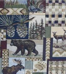 Upholstery Fabric Southwestern Pattern Southwestern Tapestry Upholstery Fabric Great Lakes Fabrics Inc