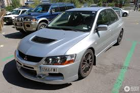 mitsubishi mauritius mitsubishi lancer evolution ix 11 october 2016 autogespot