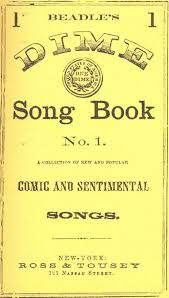house of beadle and beadle s dime songbooks