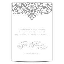 wedding reception card reception card www tilliecreativedesign comwww