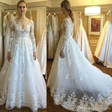 zuhair murad wedding dresses discount 2017 new zuhair murad wedding dresses sheer sleeves