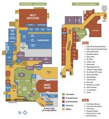 Venetian Las Vegas Map by Bally U0027s Casino Property Map U0026 Floor Plans Las Vegas