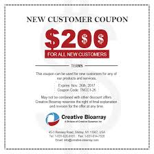 thanksgiving promotion creative bioarray