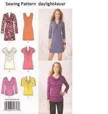 Draped Skirt Tutorial Dress Patterns Ebay