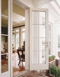 outswing patio doors andersen 400 series frenchwood outswing patio door with