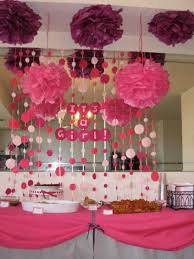 page of diy baby baby shower decoration ideas with streamers