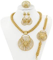 gold costume necklace images New italy fashion costume jewellery african php