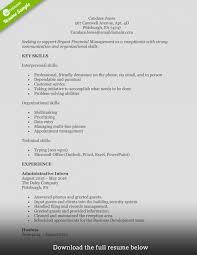 receptionist resume sample skills top 8 duties of a hotel
