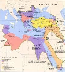 Ottoman Empire In Wwi Thelandofmaps The Ottoman Empire 1798 1923 1590x1773 Click