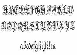 cool dearest cursive tattoo fonts http tattooeve com cursive