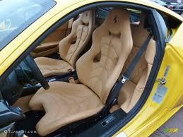 Ferrari 458 Interior - beige interior 2011 ferrari 458 italia photo 74507840 gtcarlot com
