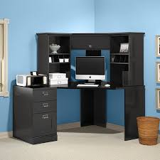 corner desk small spaces black small corner desk with hutch surripui net