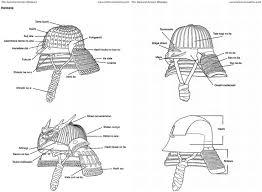 kabuto helmet template google search diy and crafts samurai