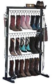womens boots rack room cowboy boot storage rack boot rack cowboy boot rack